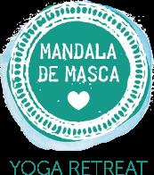 Logo Mandala de Masca